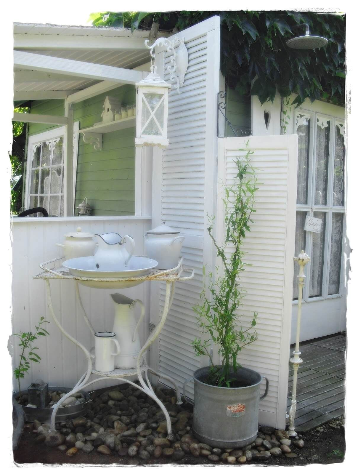 creative old shutter decor ideas that will bring unexpected charm