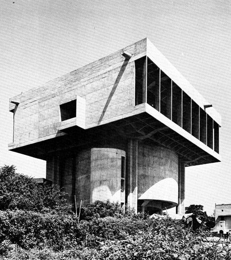 Shiv Nath Prasad, Shri Ram Centre for Art and Culture, New Delhi, India, 1969
