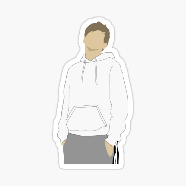 Louis Tomlinson Stickers Music Stickers Print Stickers Cute Stickers