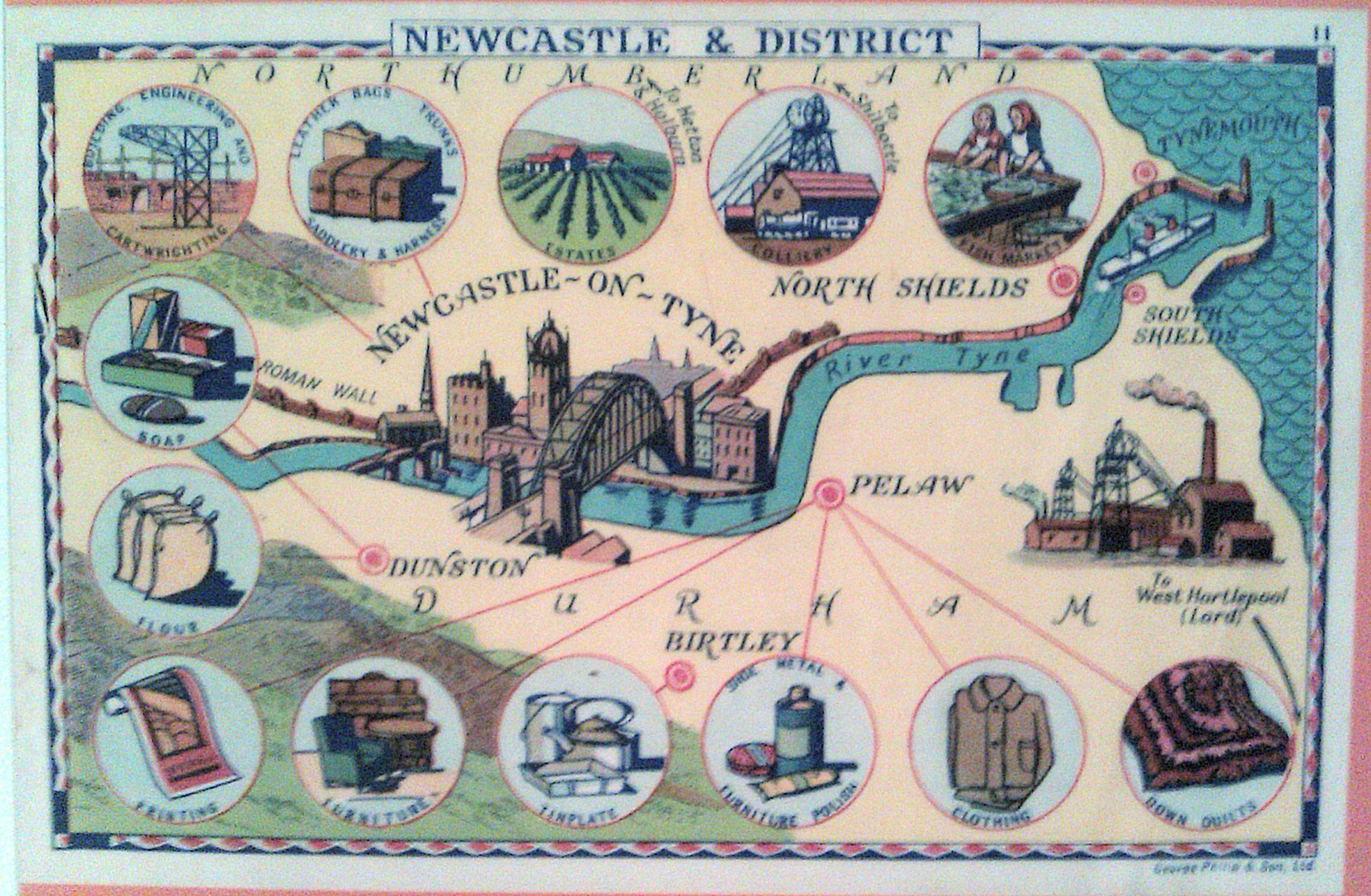 When Pelaw workers were at the centre of the world The CWS in
