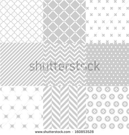 Baby Pattern 스톡 사진, 이미지 및 사진   Shutterstock