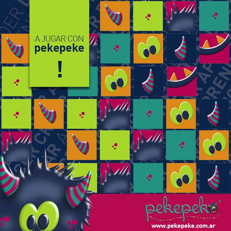 ¡Laberinto de regalos! Haciendo click en la imagen, podés jugar con tu #pke y nuestro monstruo. Y que los dos tengan su regalito. #Fun #Juegos #Gift