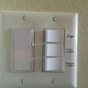 Light switch for bathroom fan httpwlol pinterest light light switch for bathroom fan aloadofball Gallery