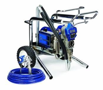 Graco Ultra 395 Pc Electric Airless Paint Sprayer Lo Boy Model 17e845 Paint Sprayer Graco Sprayers
