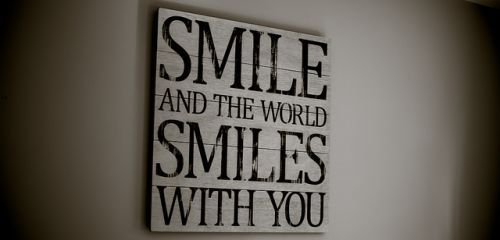Top 25 Quotes About Happiness Just Smile Quotes Happy Quotes Happy Face Quote