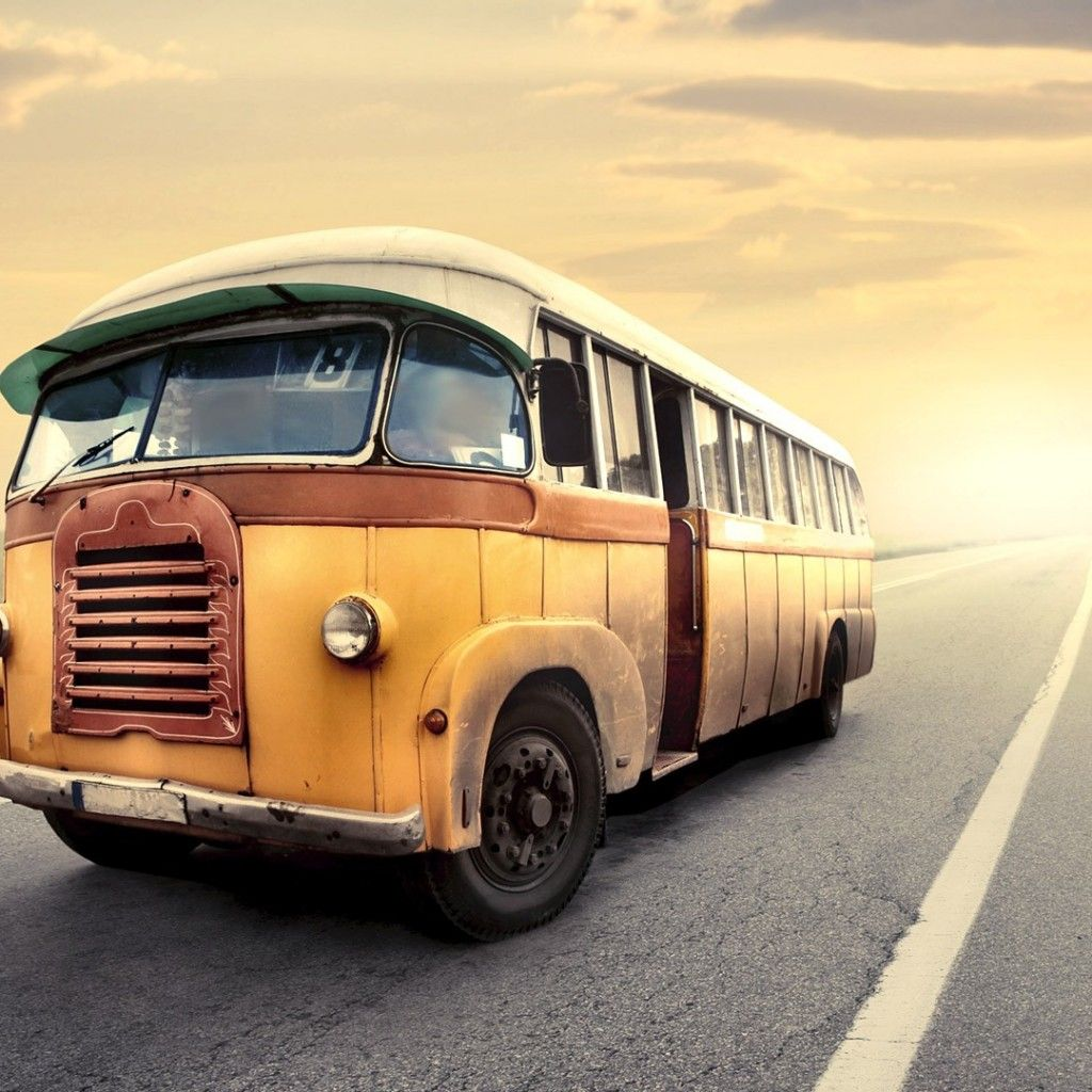 Retro Bus Wallpaper Retro Bus Bus Bus Life