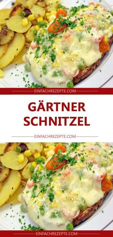 Photo of Gardener's schnitzel 😍 😍 😍