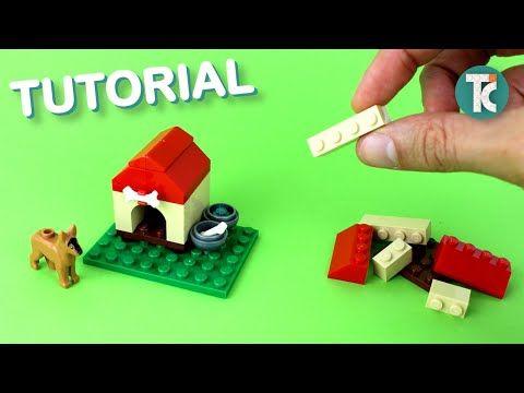 LEGO Dog House Tutorial