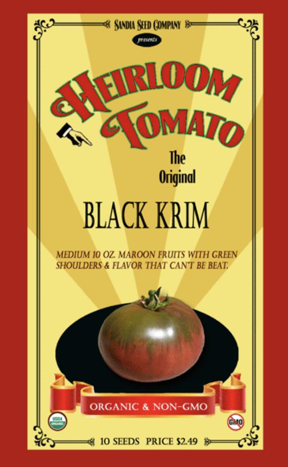 Tomato Black Krim Heirloom Seeds Org Heirloom Tomato 400 x 300
