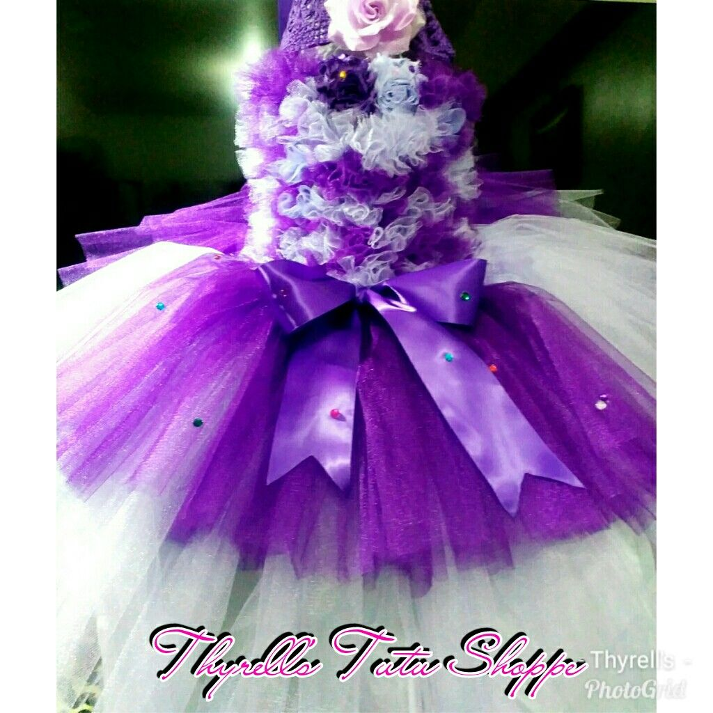 Thyrellus tutu shoppe creation i made this tutu dress for color it