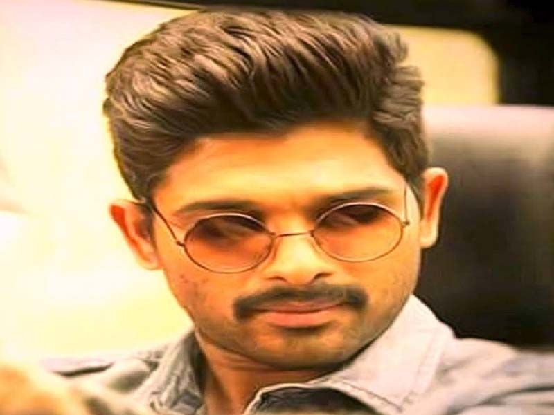 Let Us Have A Look At The Most Adorable Hairstyles Of Allu Arjun This Is A Hairstyle That Suits Very Few Personaliti Cool Hairstyles New Hair Look Hair Styles