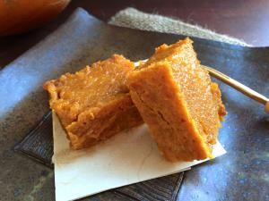 Celebrate Autumn with Japanese Pumpkin Mochi Dessert: Pumpkin Mochi