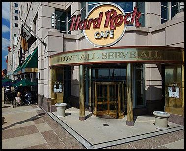 Is There A Hard Rock Cafe In Cleveland Oh