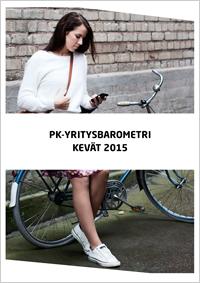 Pk-yritysbarometri 1/2015 alueraportit