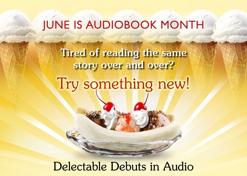 Cleaning the garage or pulling weeds? Try an audiobook for your summer reading pleasure!