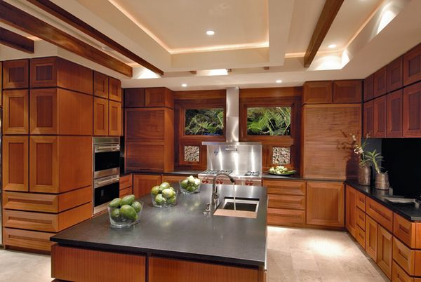 20 Oh Lala Hawaiian Kitchen Designs Home Design Lover Wooden Kitchen Cabinets Contemporary Wooden Kitchen Contemporary Kitchen