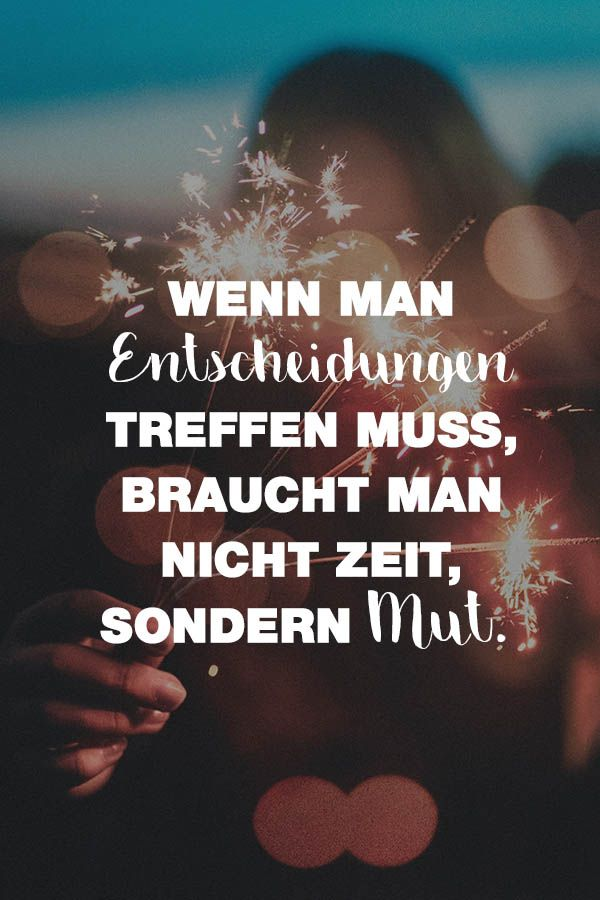 Visual statements spr che zitate quotes for Was man zum leben braucht