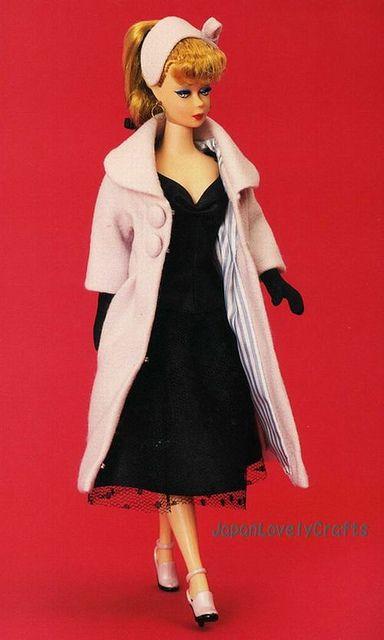 STYLEBOOK OF DOLLS DRESS BY KATE MITSUBACHI JAPANESE HANDMADE SEWING ...