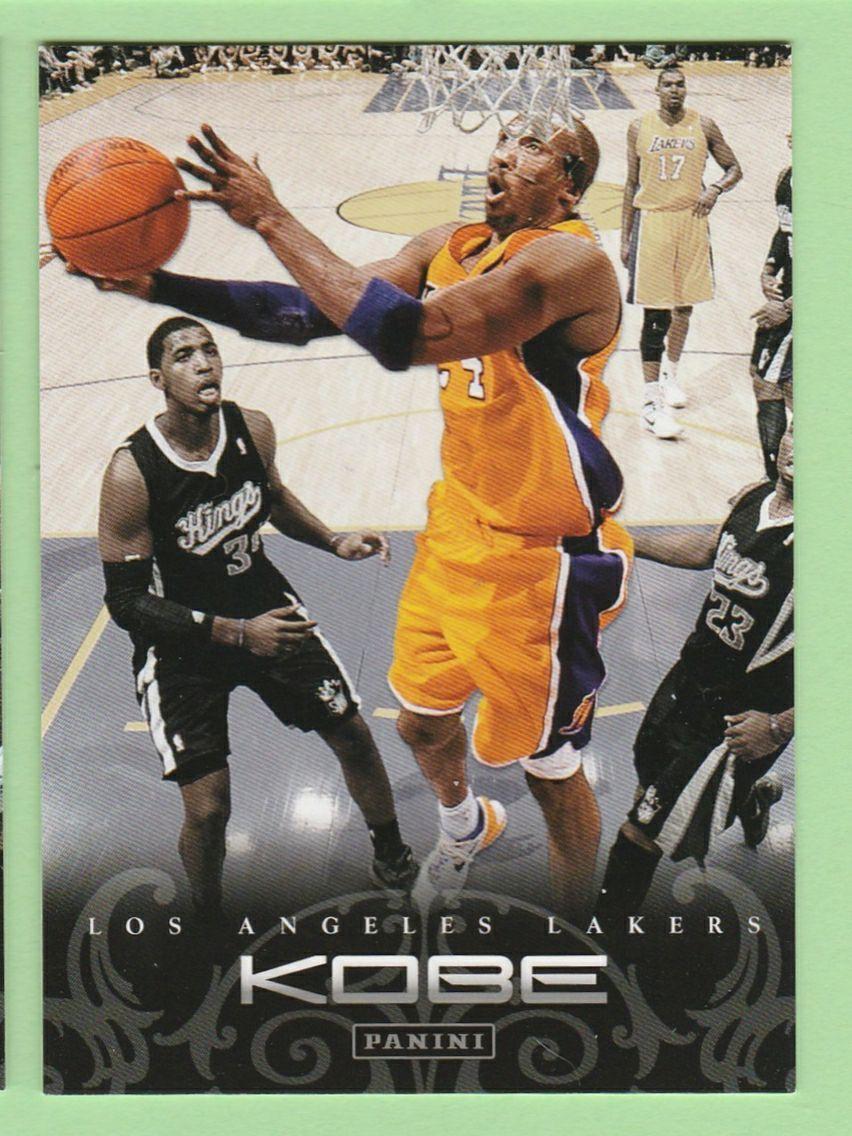 2012 13 Panini Kobe Bryant Anthology 192 Los Angeles Lakers Basketball Card Near Mint To Mint Conditon Packed A In 2020 Kobe Bryant Los Angeles Lakers Basketball Kobe