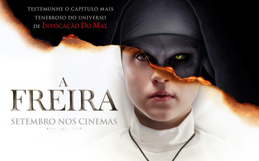 A Freira Novo Filme Da Franquia Invocacao Do Mal Ganha Poster