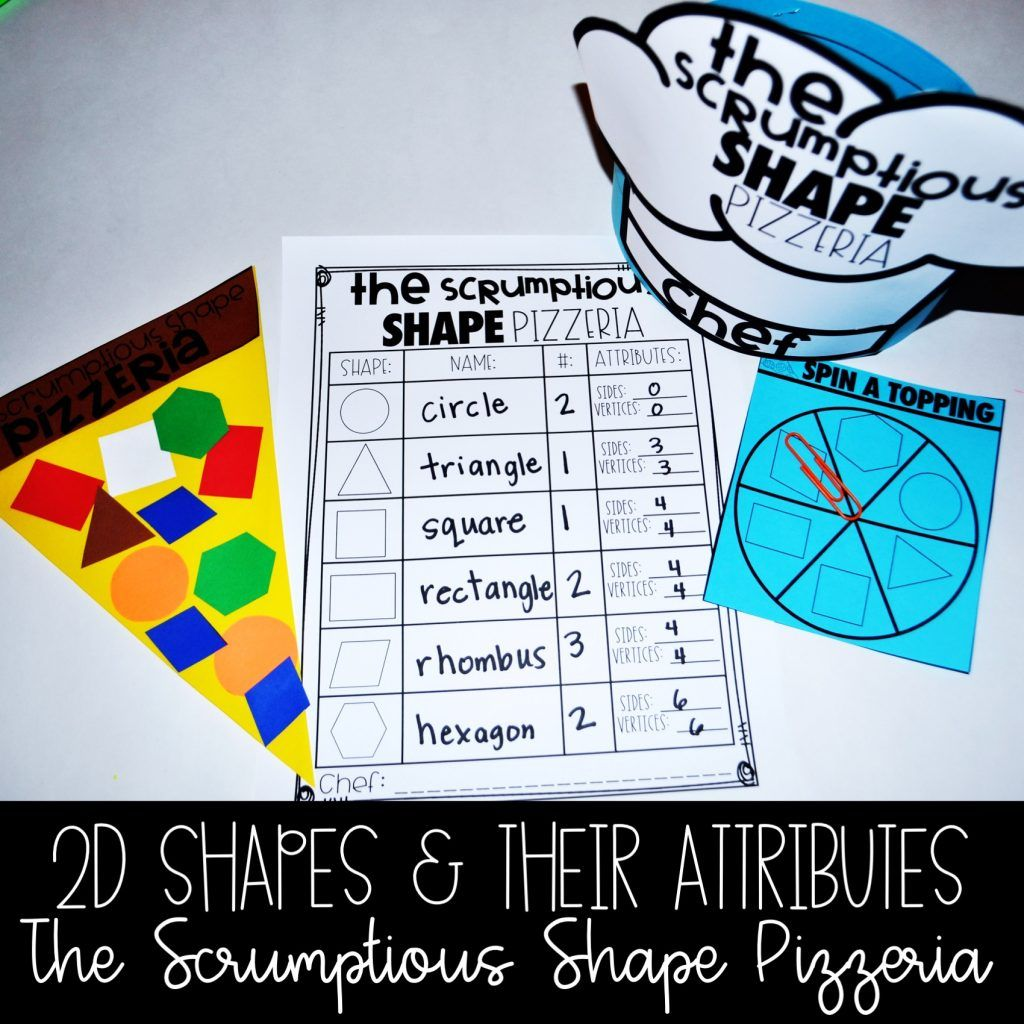 Shapes Shapes And More Shapes