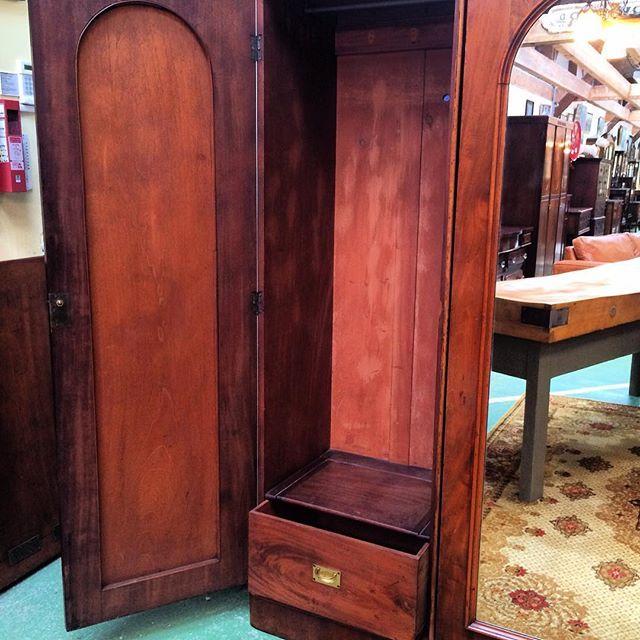 Simon Droumaguet On Instagram Victorian Triple Wardrobe 1880 S Triple Wardrobe Home Decor Decor