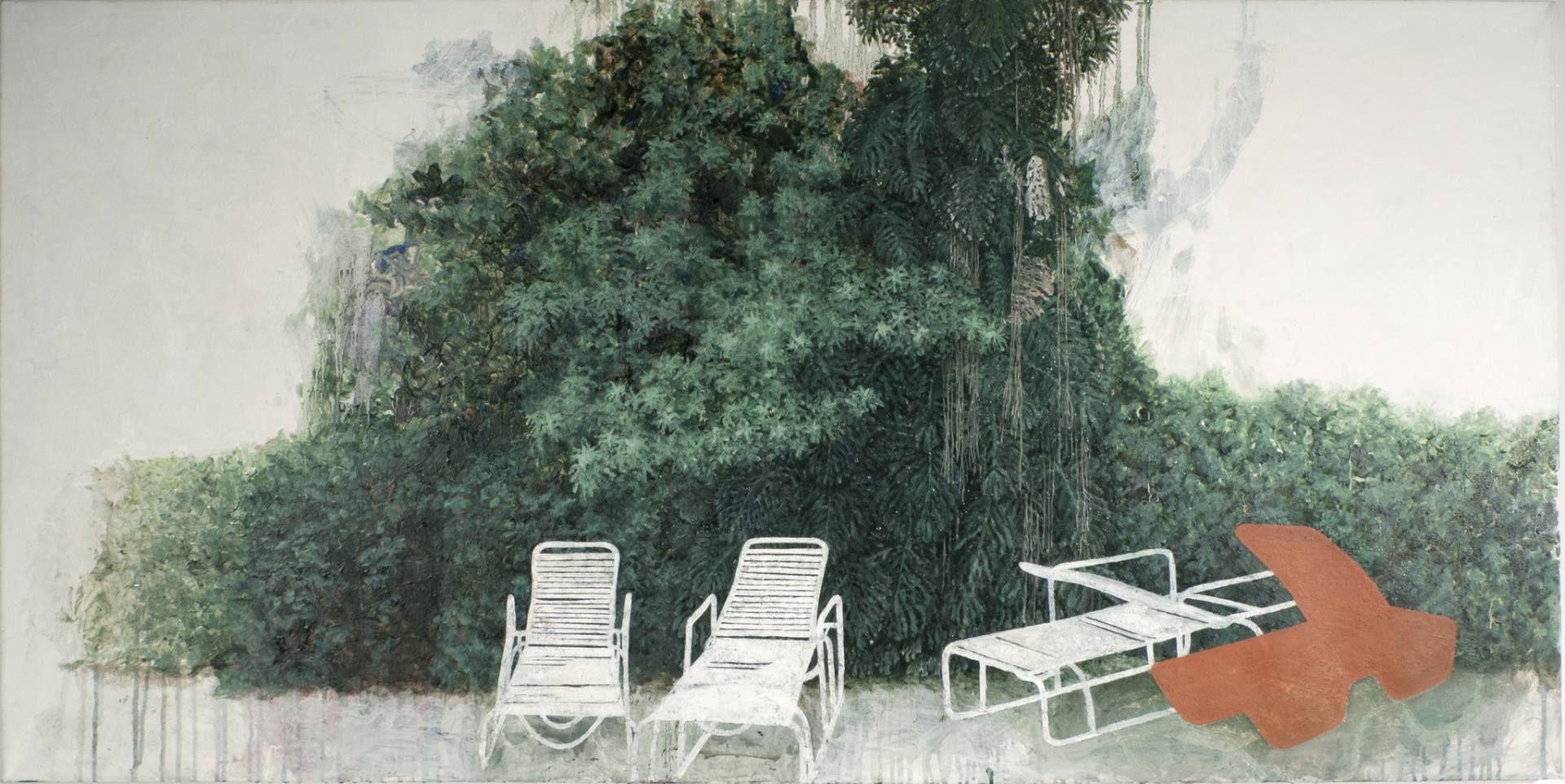 Renata Fernandez... From Deck Chairs Series...
