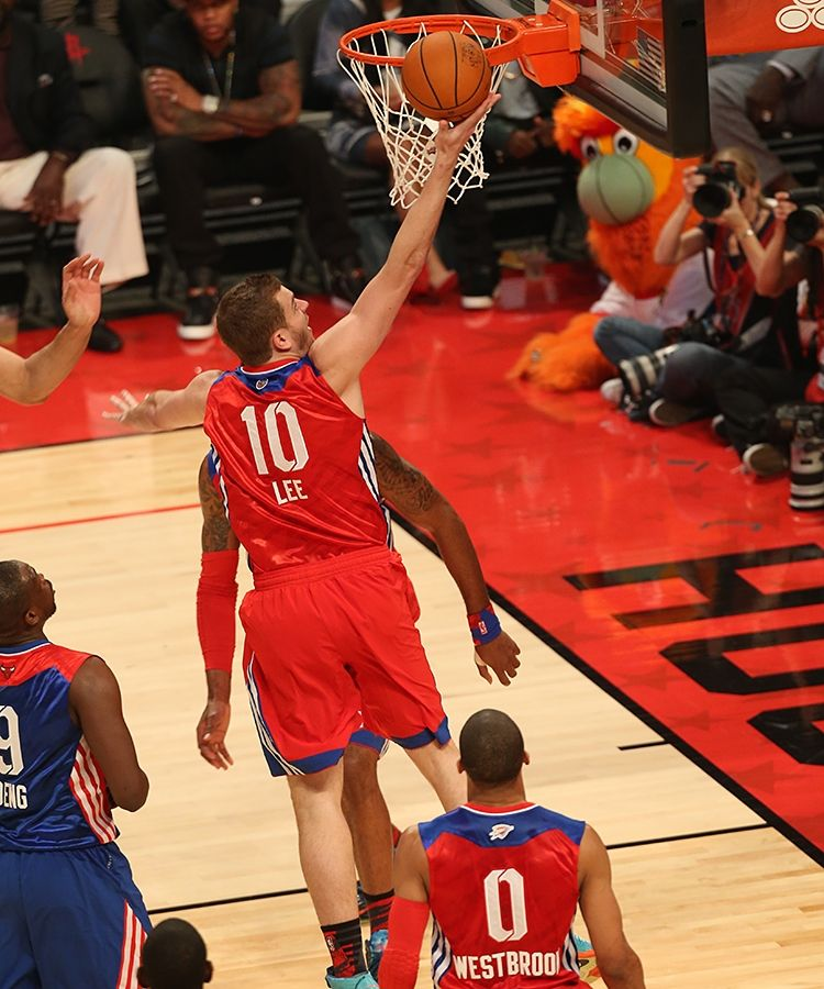 739685c3d David Lee  2013 NBA All-Star Game