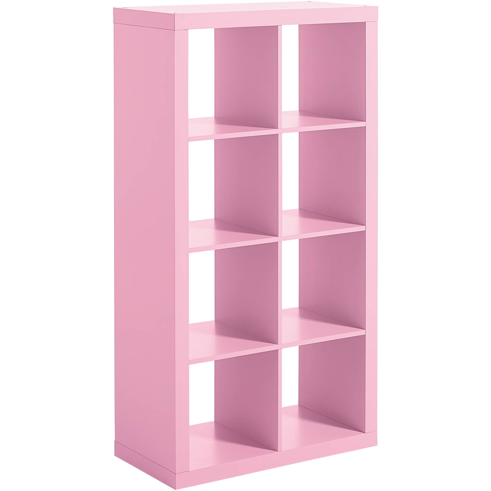 Free 2 Day Shipping Buy Better Homes Gardens 8 Cube Storage Organizer Multiple Colors At Walmart Com With Images Cube Storage Cube Organizer