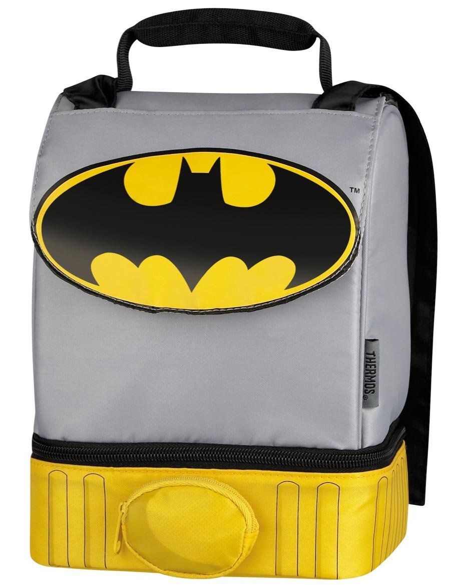 3c45004688f2 Thermos Batman with Cape Dual Compartment Lunchbox -- size: one size ...