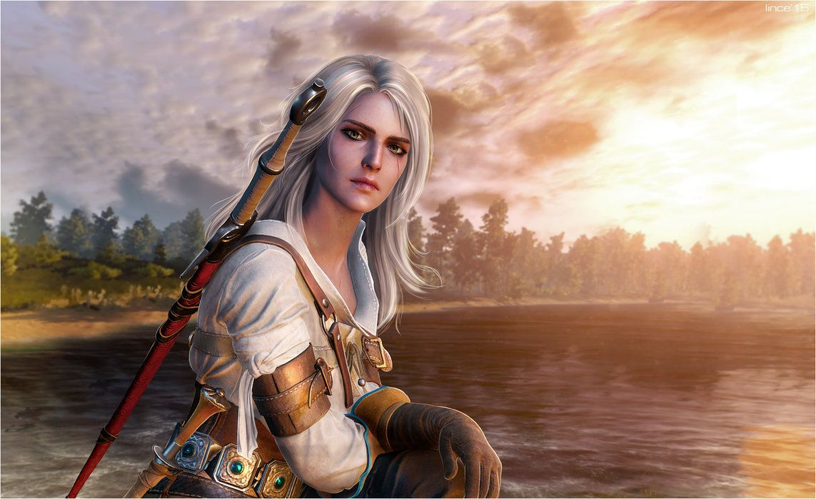 The Witcher 3 Is The Best Rpg I Ve Ever Played A Screenshot Study The Witcher The Witcher 3 Ciri