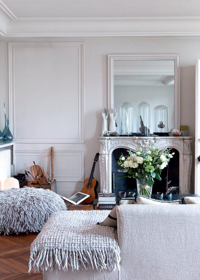 Salon Blanc Toutes Nos Idees Deco Pour L Adopter Decoration