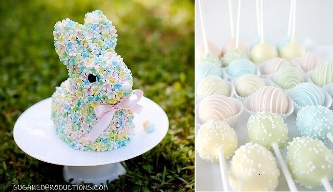 Easter Cakes Confections Easter Bunny Cake Bunny Cake Spring