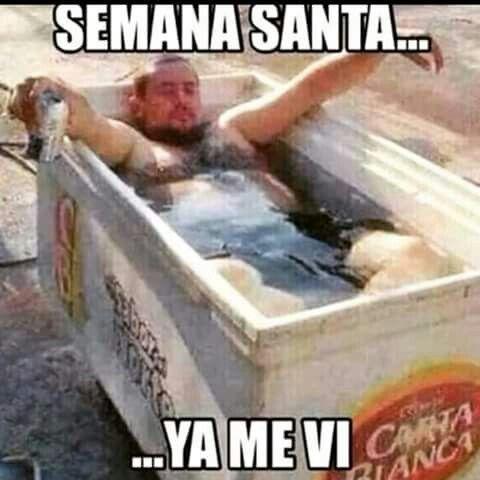 Ya Me Vi Semana Santa Playas Mexico Divertido