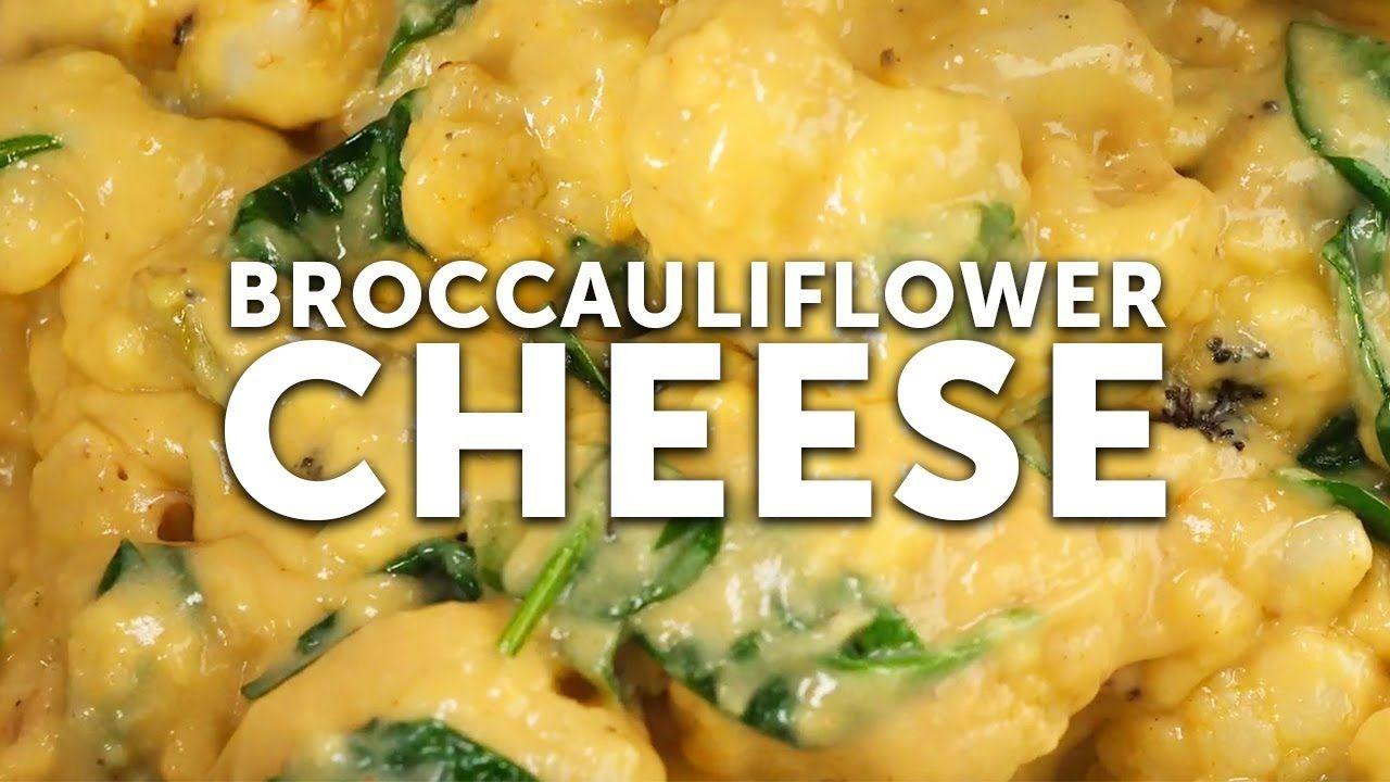Broccauliflower Cheese Bosh Vegan Gÿœ Youtube Recipes Meat Free Recipes Vegan Recipes
