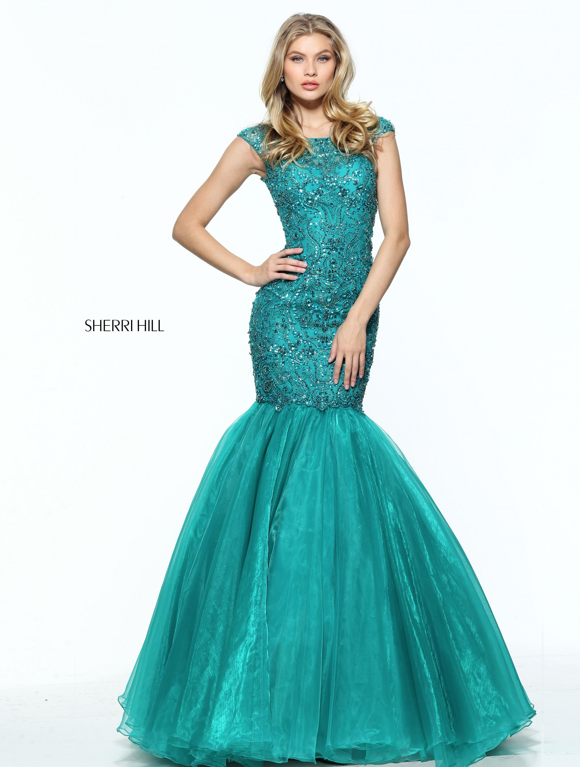 Sherri Hill 50955 | Prom, Sherri hill prom dresses and Prom dress stores