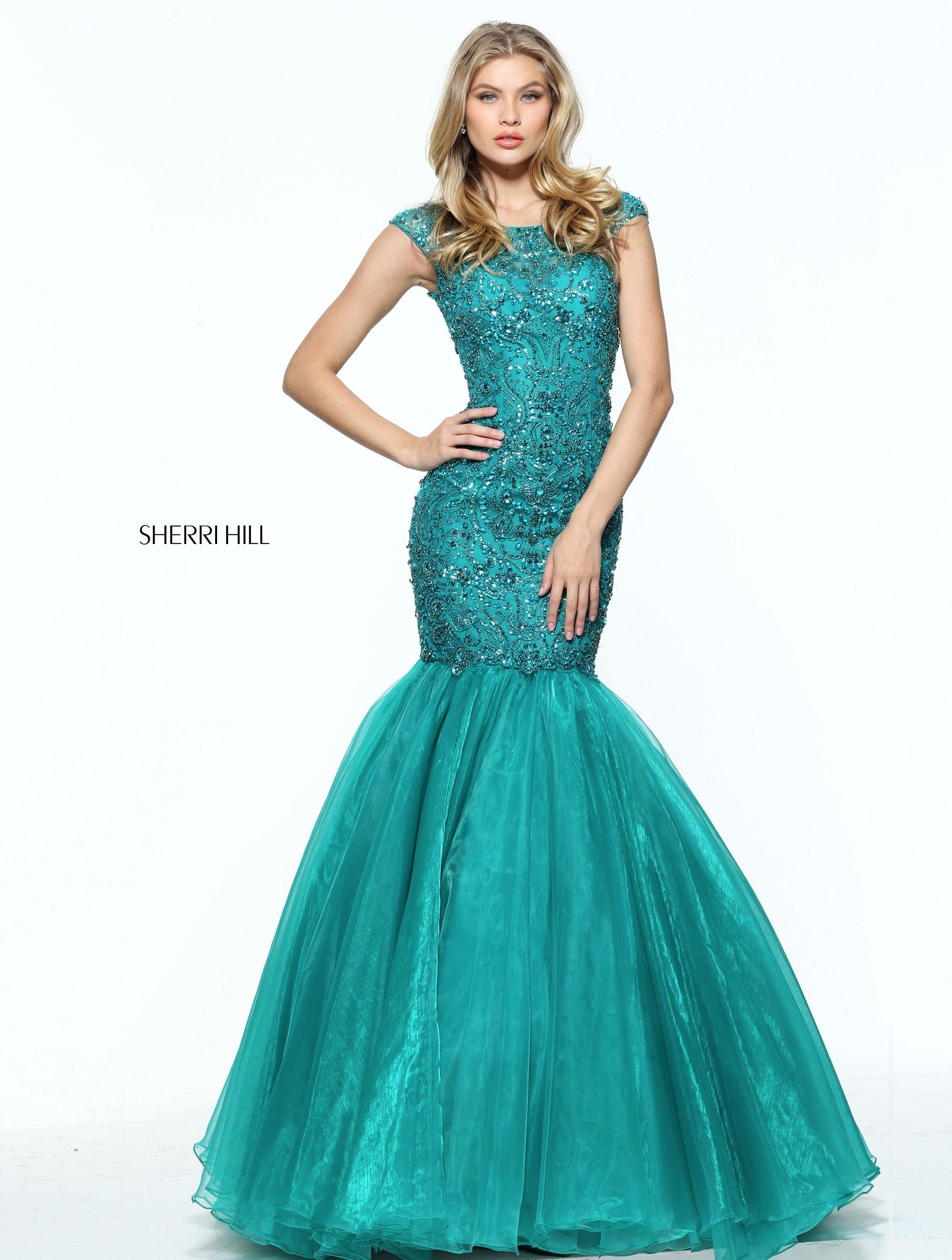 Sherri Hill 50955 - International Prom Association | Sherri Hill ...