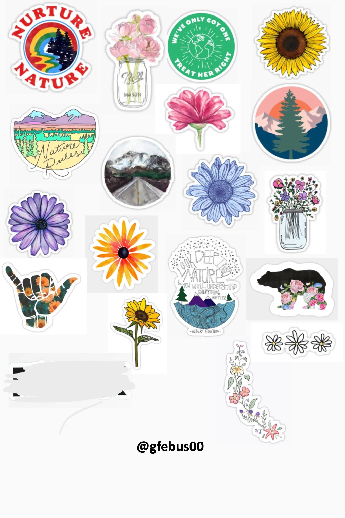 Phone stickers tumblr stickers cool stickers printable stickers aesthetic phone case