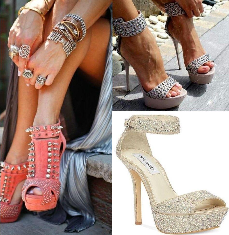 college girls heels