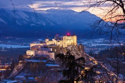 Hohensalzburg - Österreich