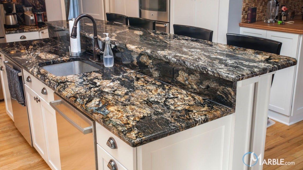 Titanium Black Granite Kitchen Countertops Granite Countertops Kitchen Granite Kitchen Kitchen Tops Granite