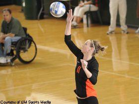 Improve Lower Body Imbalances With Miami Volleyball Lower Body Volleyball University Of Miami