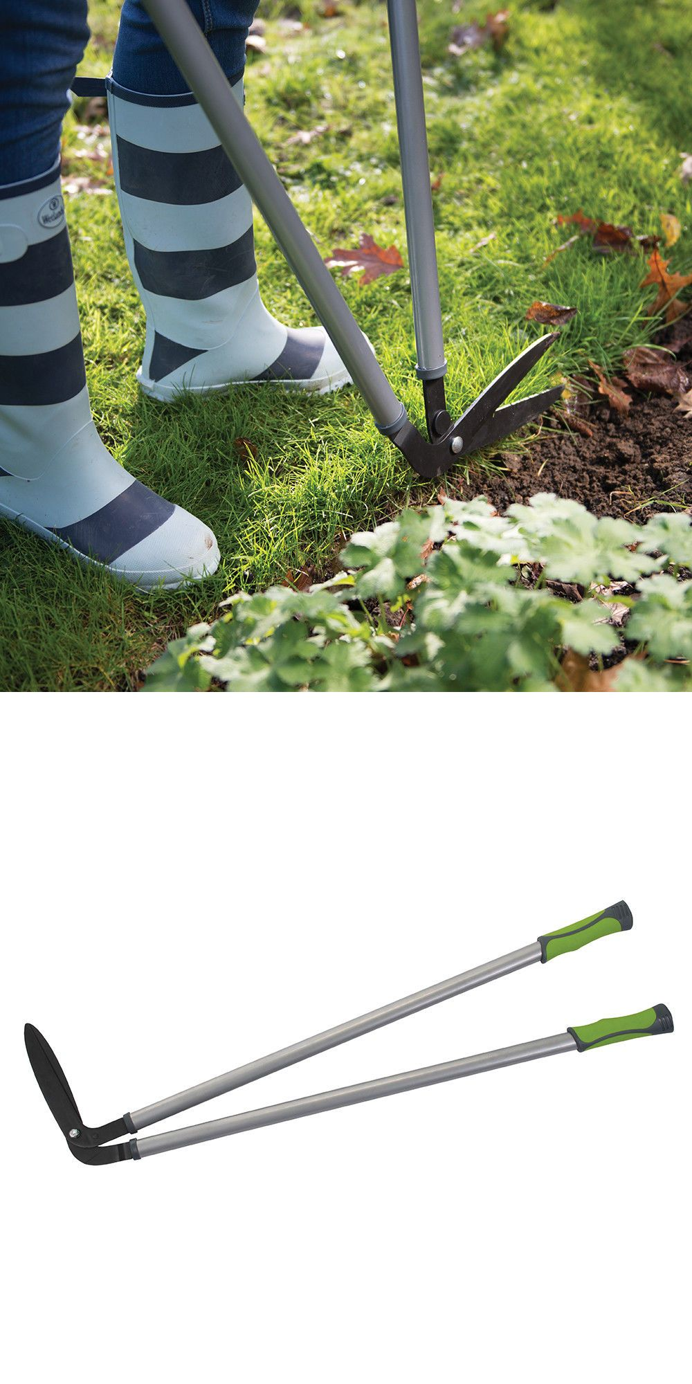 Manual Edgers 178980 Shears To Borders Trimmer Grass Length 36 5