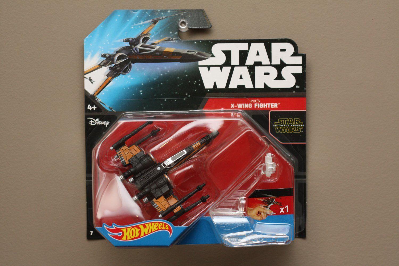 Poe Dameron S X Wing Fighter Hot Wheels X Wing Fighter Star Wars Ships
