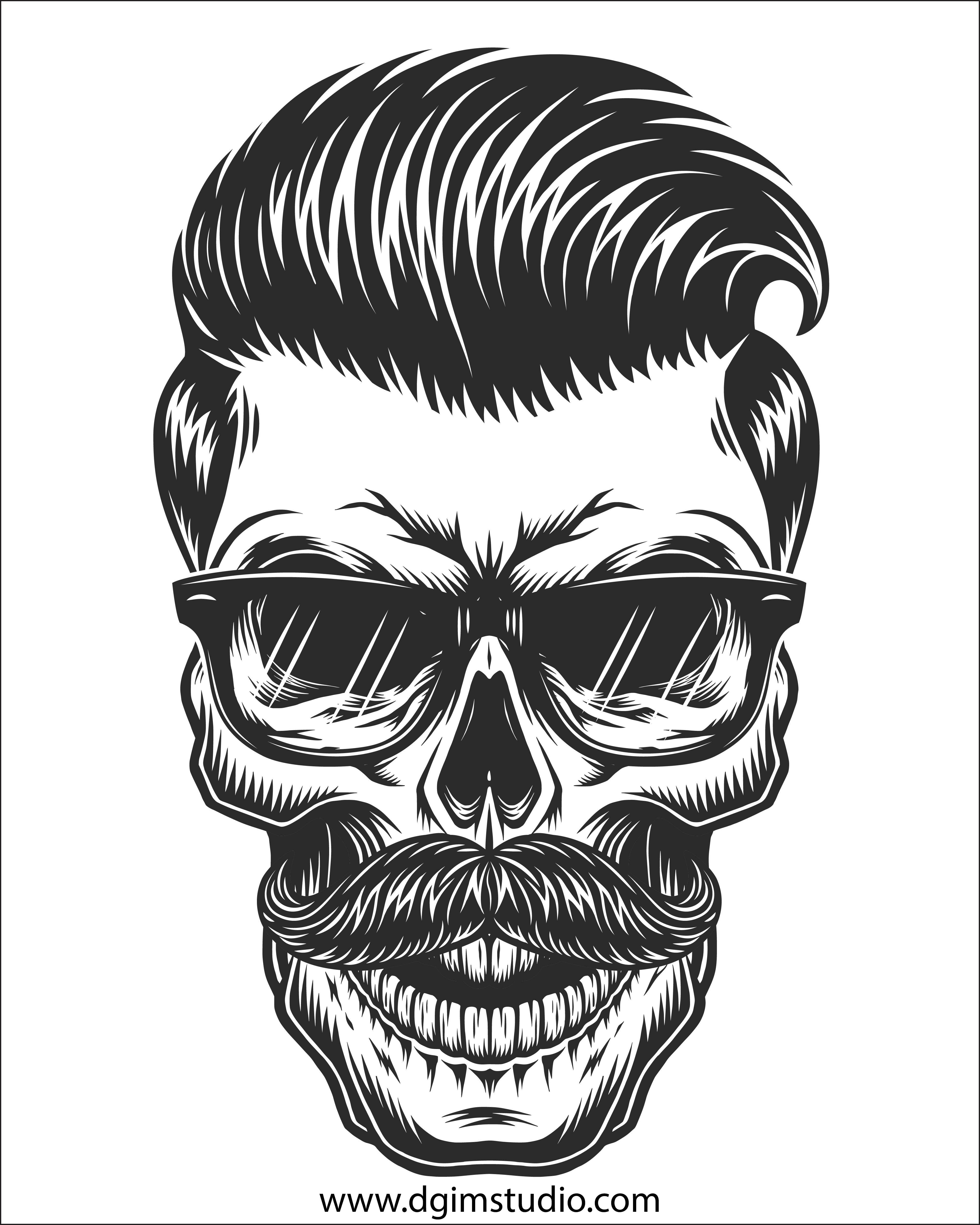 Skull creator รอยสักวินเทจ หัวกะโหลก และ ไอเดียรอยสัก