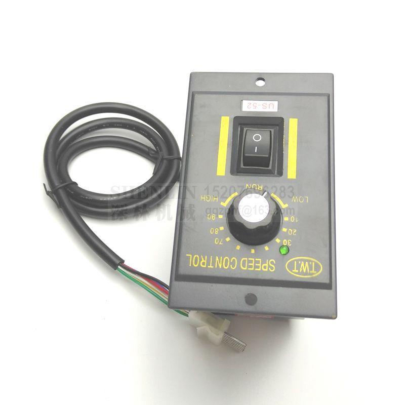 AC motor speed controller TWT US-51/52 110V / 220V 50Hz Electrical ...