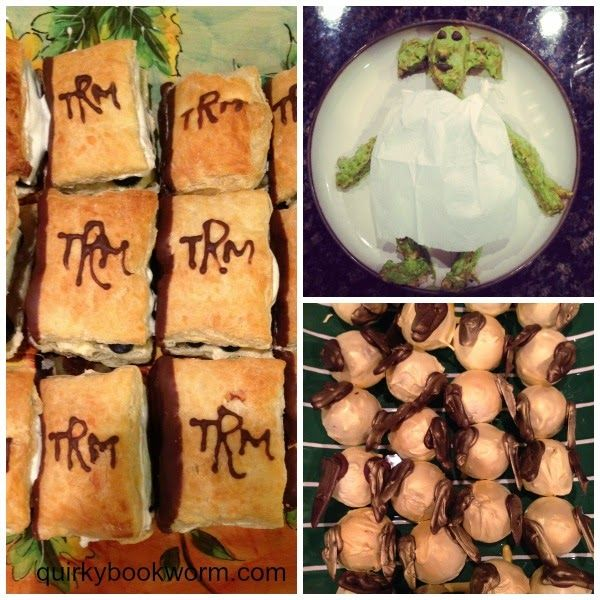 Fantastic food ideas for a harry potter party chamber of secrets fantastic food ideas for a harry potter party chamber of secrets look at dobby the house elf i love him forumfinder Images