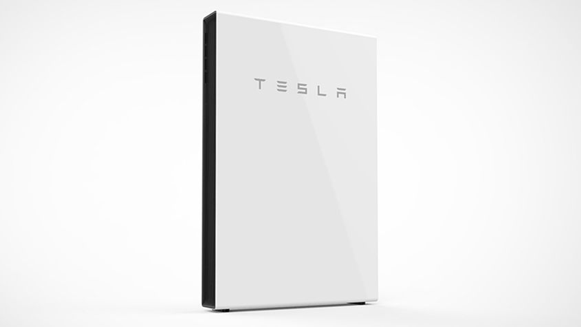 You Can Order One Through 10 Of Tesla S Powerwalls Today For 6 700 Each These Powerwalls Can Power Your Home For At Least 7 D Tesla Powerwall Powerwall Tesla