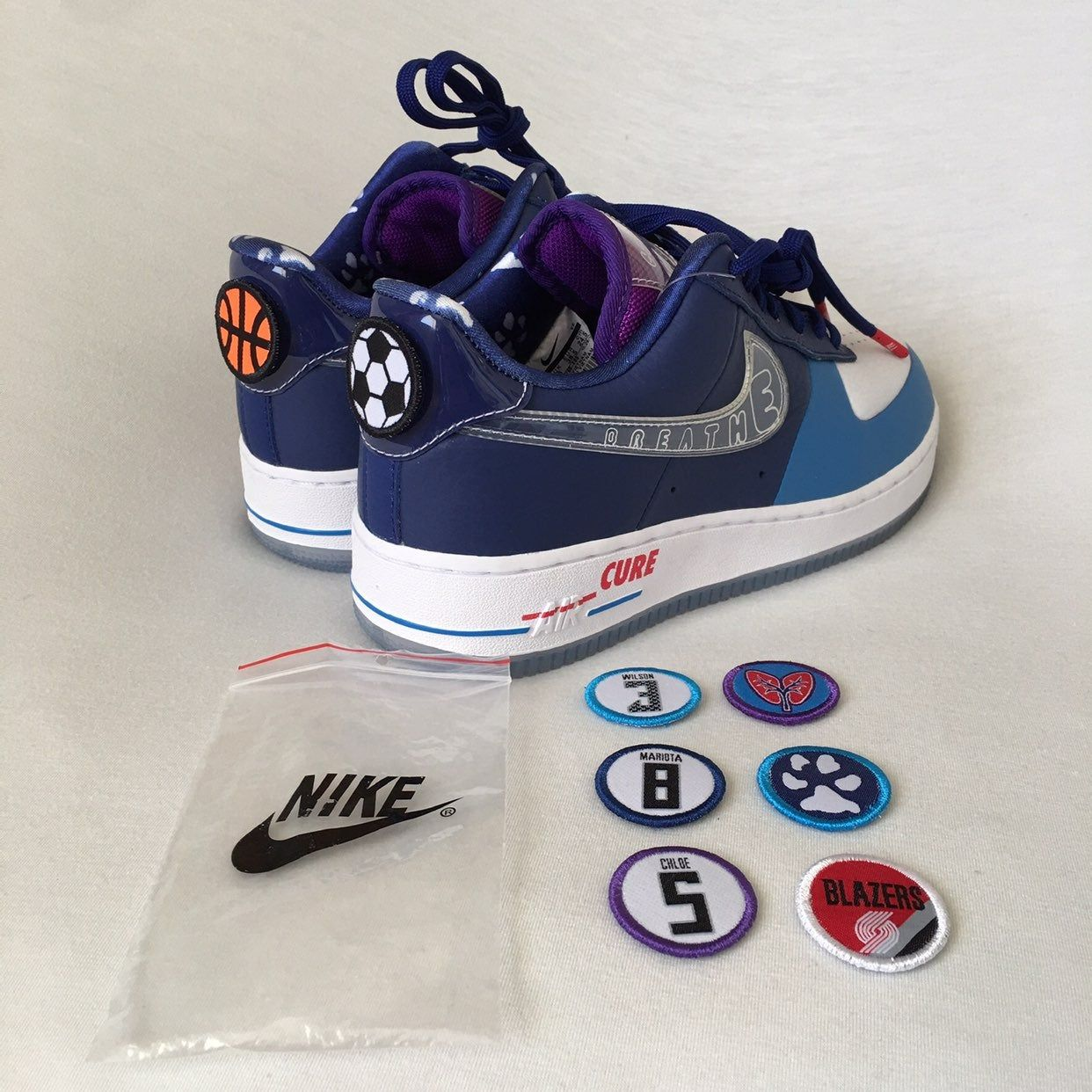 Nike Air Force 1 Low Doernbecher