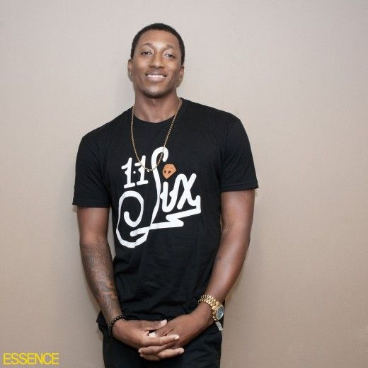 Lecrae – essence.com – Yolanda Sangweni – Good for this quote: 'That you don't want to ride the train of success and look back and see everyone you love on get run over on the train tracks.'
